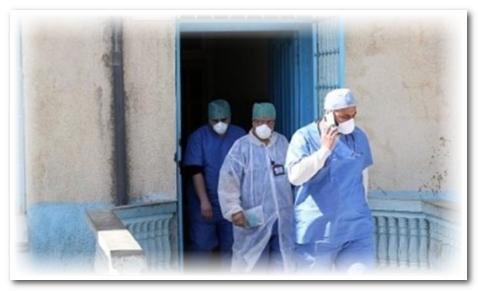مرضى كورونا بالمستشفى يدخلون في إضراب عن الطعام