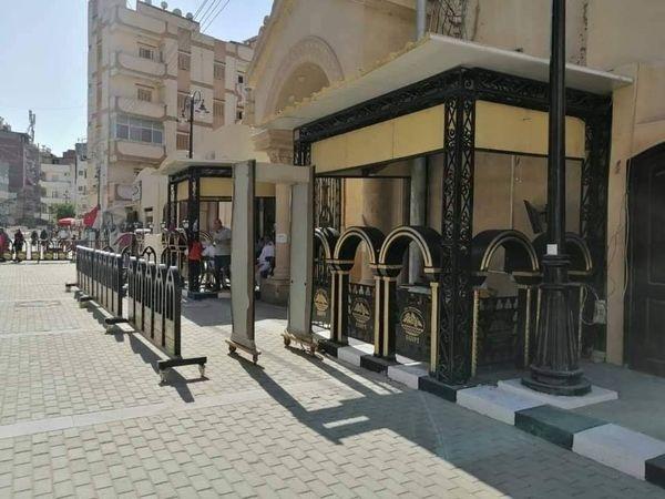:نطلاق أولى الرحلات السياحية لمسار العائلة المقدسة بسمنود