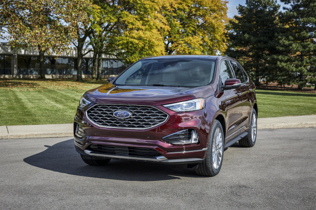 2021 Ford Edge Review