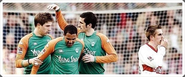 Ailton Klasnic Micoud Werder Bremen