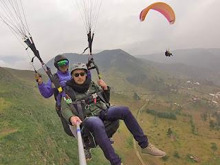 Turismo de aventura: 5 lugares de Ecuador donde practicar parapente