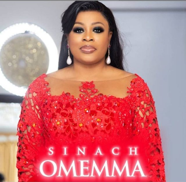 Sinach Releases 'Omemma' First Igbo Song