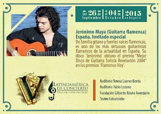 Festival Internacional Latinoamérica de Concierto 2