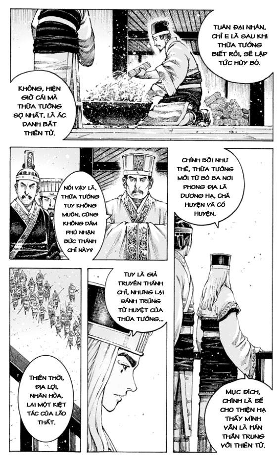 Hỏa phụng liêu nguyên Chương 502: Nhật nguyệt chi hành trang 14