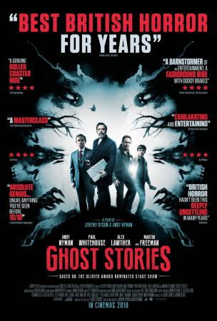 Jadwal GHOST STORIES di Bioskop