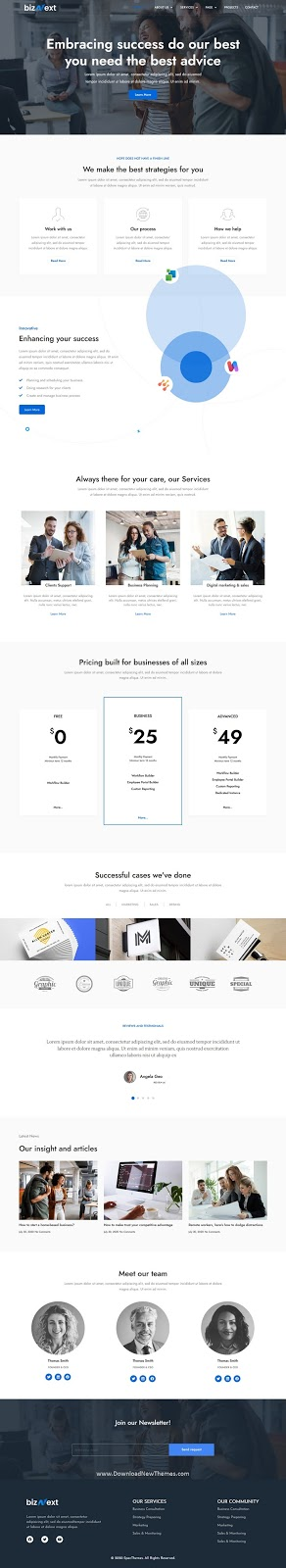 Best Corporate Business Template Kit