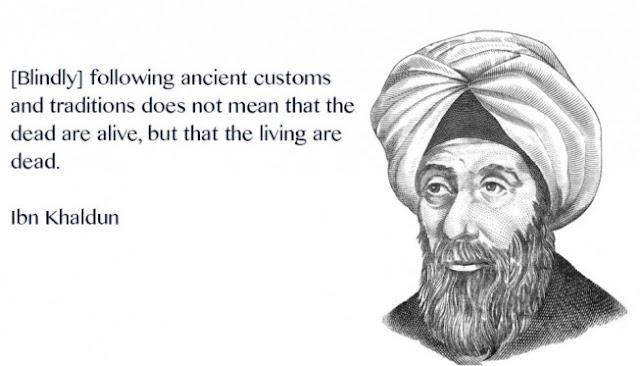 Pemikiran Politik Dan Kepemimpinan Persepektip Ibnu Khaldun