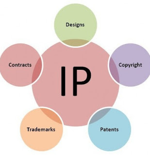 How do intellectual property rights work?