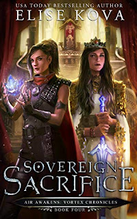 Sovereign Sacrifice by Elise Kova