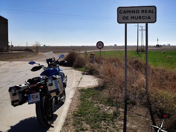 Camino Real de Murcia