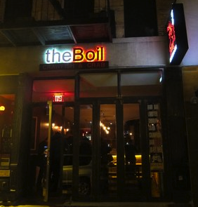 The Boil Location