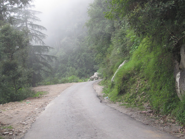 panch pula dalhousie road