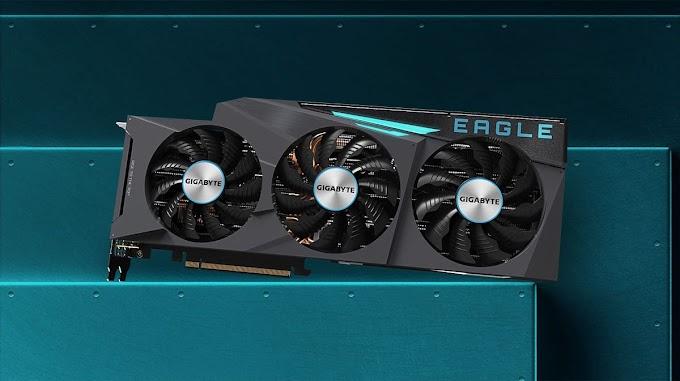 Sorteio de uma GeForce RTX 3090 EAGLE OC 24GB