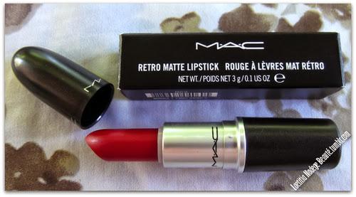 MAC COSMETICS Matte Lipstick Ruby Woo