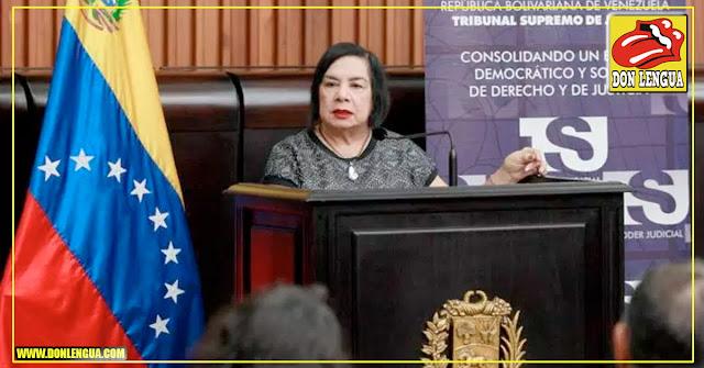 Magistrada del TSJ le dijo a Bachelet que las mujeres que se alquilan en las calles no son obligadas a hacerlo