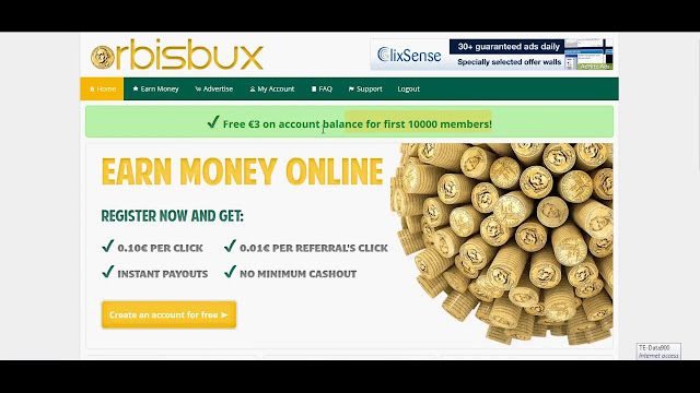 Orbisbux SCAM