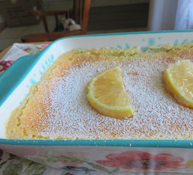 Lemon Delicious for two