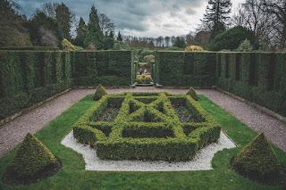Garden Castle Grange Garden