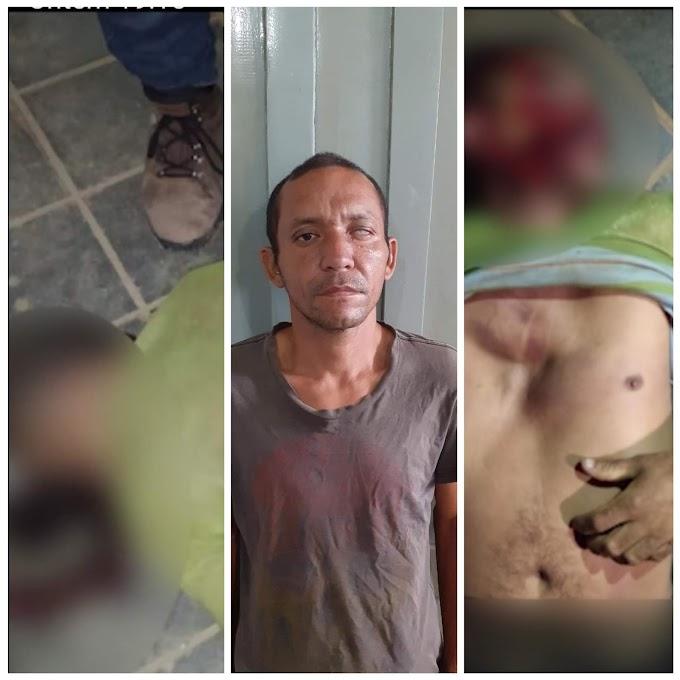 HOMICÍDIO - Desentendimento por conta de uma pequena caixa de som termina em morte em Caxias