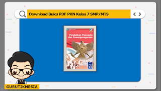 download ebook pdf buku digital pkn kelas 7 smp/mts