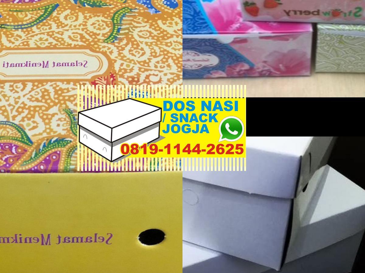 Box Tempat Nasi - O8I9 II44 2625 (WA) cetak kotak nasi ...
