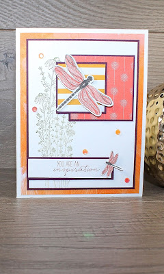video tutorial for dragonfly card 1