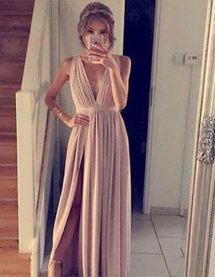 vestido elegante para adolescentes tumblr