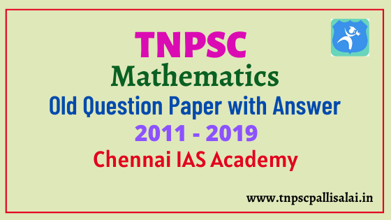 Mathematics Previous Year Question Paper with Answer