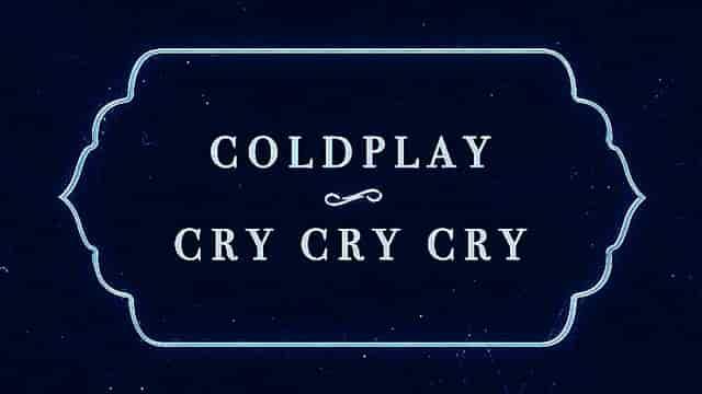 Cry Cry Cry Lyrics