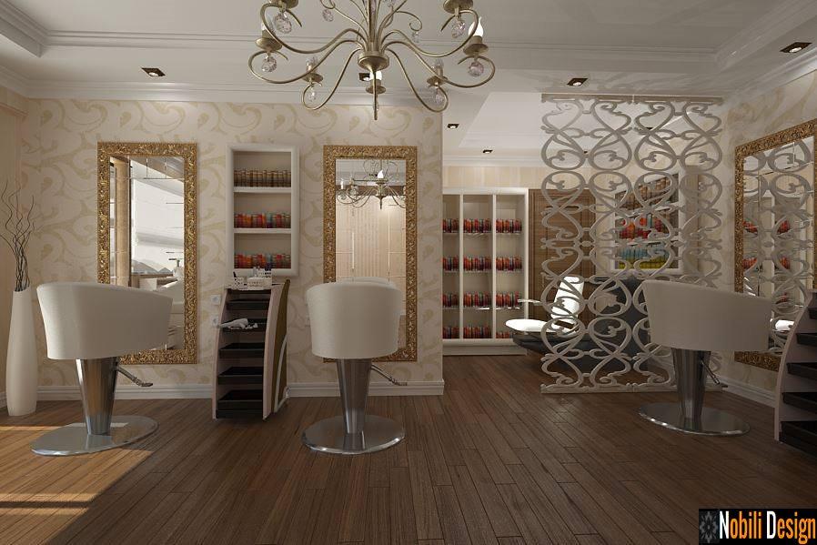 Amenajare Interioara Salon De Infrumusetare Design Interior Coafor