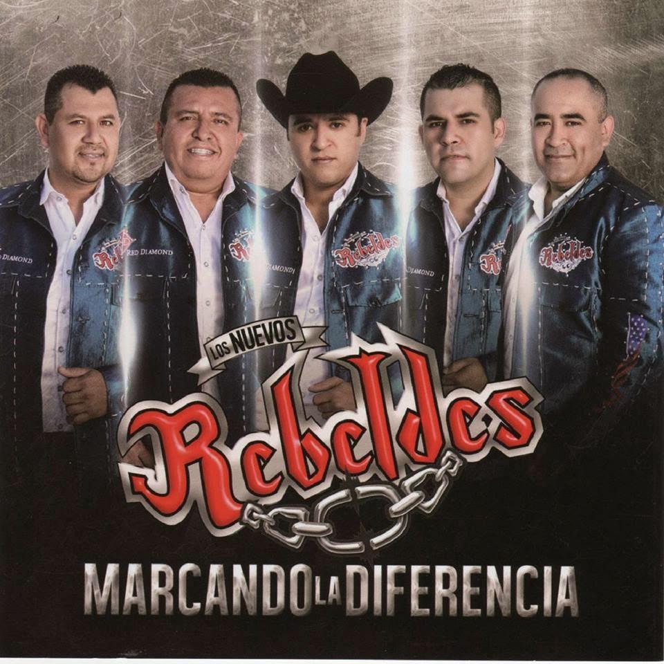 Los Nuevos Rebeldes - Marcando La Diferencia (Disco 2014)
