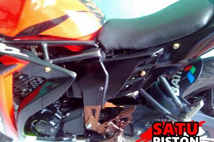 Tips Pasang Step Underbone Motor, Jangan Lupa Gunakan Lem