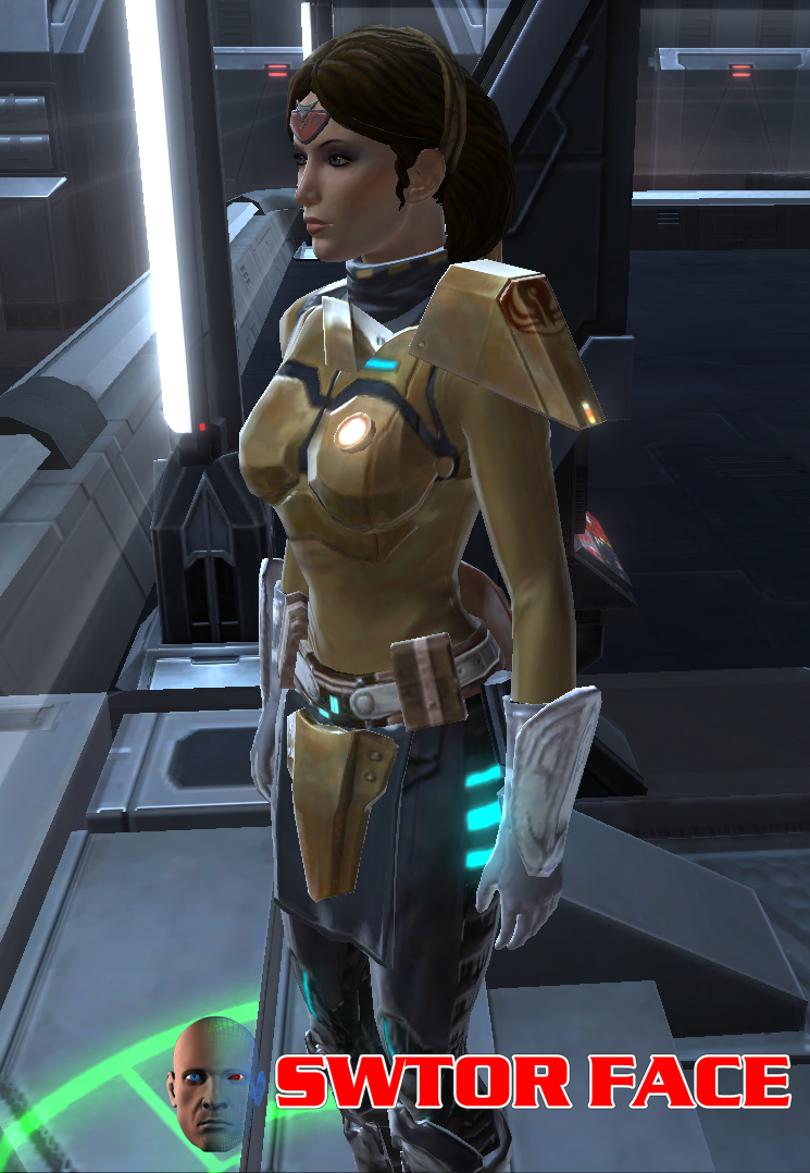Swtor Its All About The Look Gaming Face