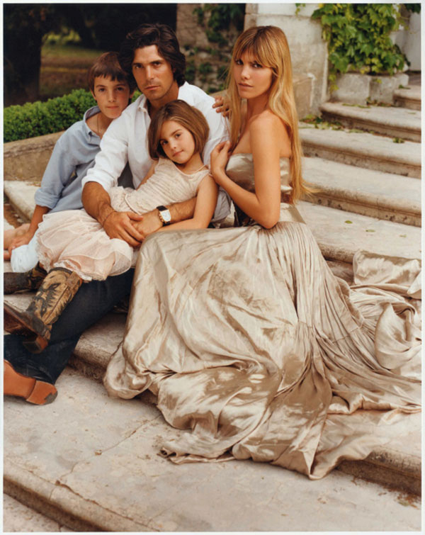 {great love stories № 02 | nacho figueras & delfina blaquier}