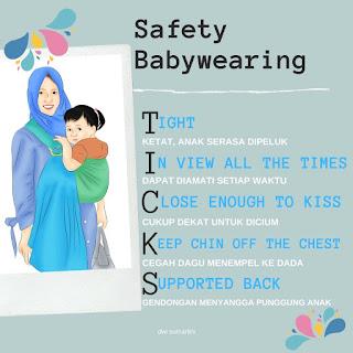 TICKS SAFETY BABYWEARING