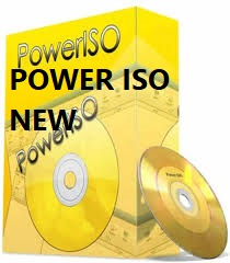 تحميل برنامج باور ايزو Power iso 7.4 2020 | لحرق الويندوز على الاسطوانات والفلاشات والنسخ