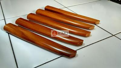 All New KIMU Gold Tanto (Pisau Kayu)