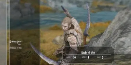Two Different Versions In Skyrim