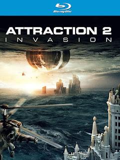 Attraction 2: El Fin de los Tiempos [BD25] *Con Audio Latino