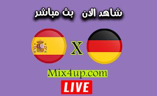 مشاهدة مباراة ألمانيا واسبانيا بث مباشر اليوم بتاريخ 03-09-2020 في دوري الأمم الأوروبية 22