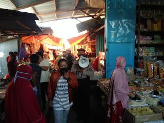 Hari Libur, Polres Pelabuhan Tingkatkan Edukasi Protokol Kesehatan di Keramaian