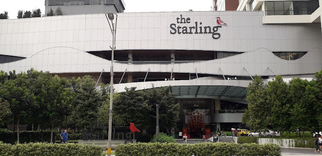 The Starling Shopping Mall