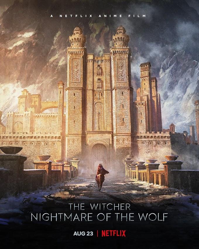 Filme animado The Witcher: Lenda do Lobo recebe seu primeiro teaser