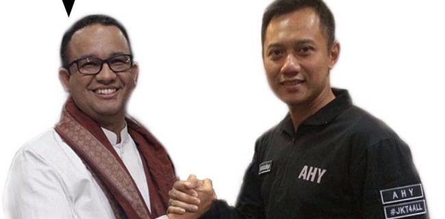 Tes Ombak 2024, Anies Bisa Saja Berkoalisi Dengan Demokrat Di Pilkada Jakarta