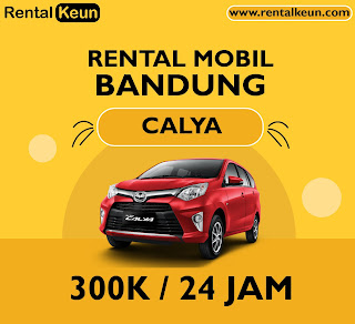 Rental Mobil Calya Bandung