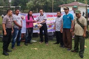 IKKA Mancanegara Apresiasi Pemuda Nagari Kacang Gelar Turnamen Futsal dan Bola Voli