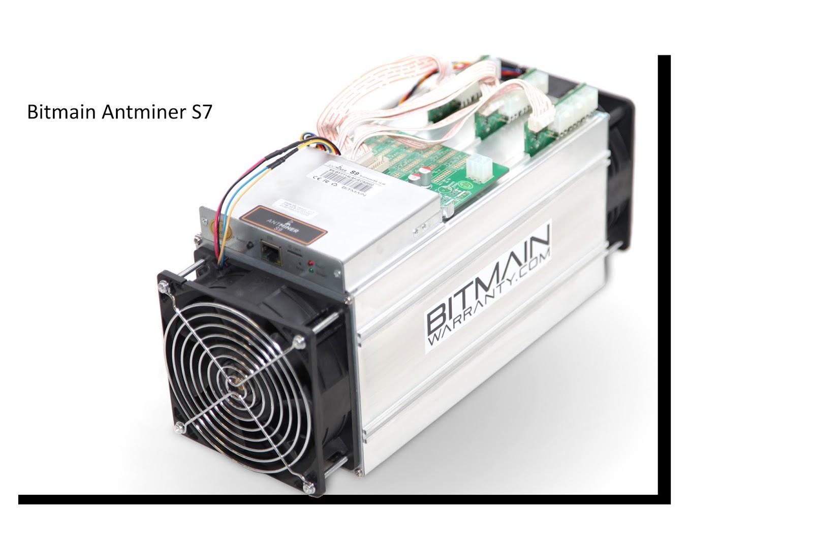 antminer s7 price