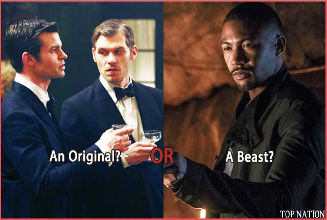 The Vampire Diaries: Which Vampire are you an Original Vampire or a Beast?