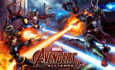Download Marvel: Avengers Alliance 2 v1.2.1 Android