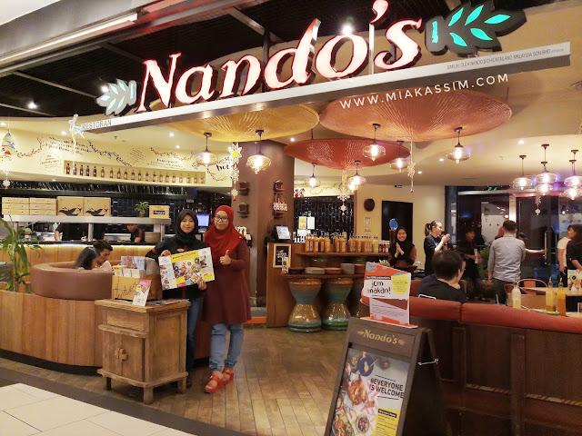 NANDO'S | Everyone's Platter #EveryoneisWelcome